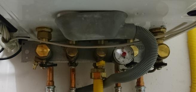 Burner valves